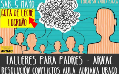 Ofrecemos un taller a familias de la Asociación Riojana de Niños de Altas Capacidades
